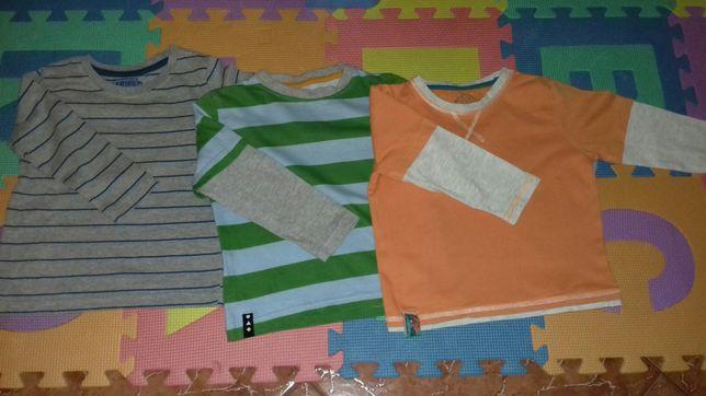 Komplet bluzeczek 51015 rozmiar 92