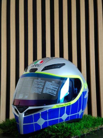 Kask AGV K1 Rossi Mugello 'XS 'S 'MS 'ML 'L 'XL 'XXL