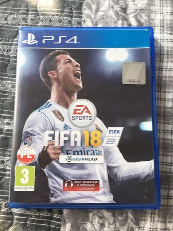 FIFA 18 Ekstraklasa PS4