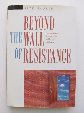 Beyond the wall of Resistance: Unconventional strategies that build su