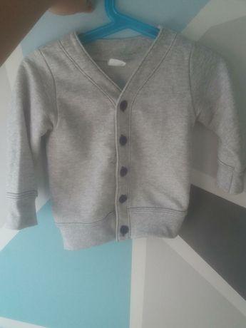 Sweterki do garniturku na chrzest/ roczek- blizniaki
