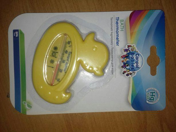 Термометр градусник для ванночки