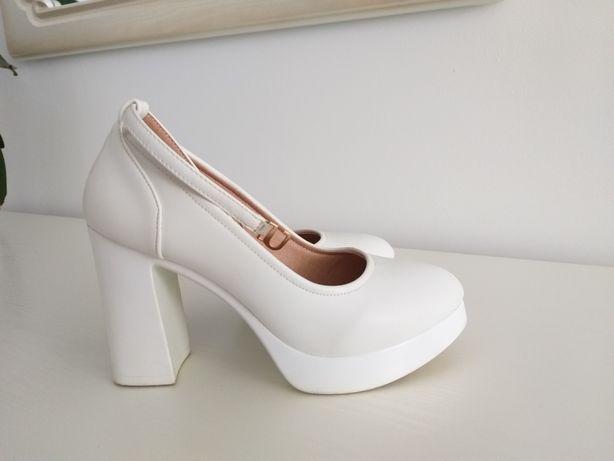 Весільні шкіряні туфлі