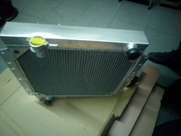 Radiador de aluminio Terrano
