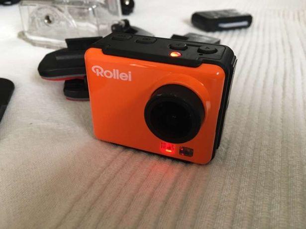 Câmera Action camera Rollei S-50 Wi-Fi Standard Edition