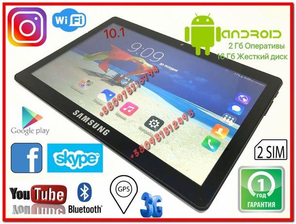 Планшет Samsung Galaxy Tab S 8 ядер, 3G, GPS, 2 гб ОЗУ 32 Гб,10 Дроп
