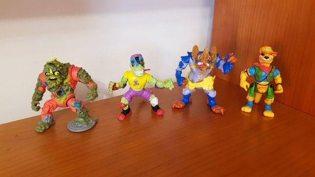 Tartaruga Ninja Vilões