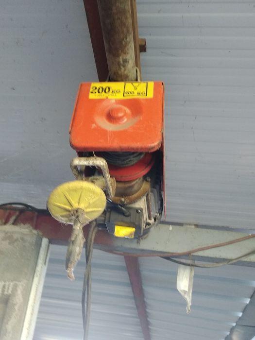 Guincho elétrico Arganil - imagem 1