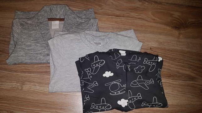 Bluzy chłopięce H&M 86