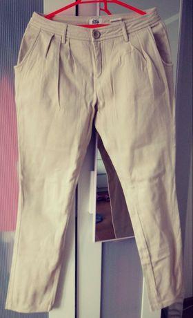 Spodnie chinosy 40