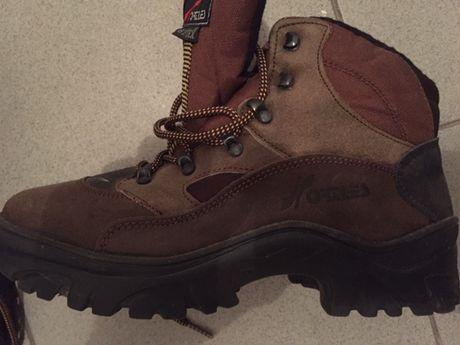 buty traperskie na wyprawy
