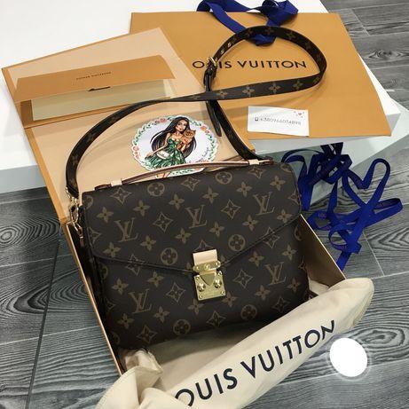 В НАЛИЧИИ Сумка Louis Vuitton metis Lv