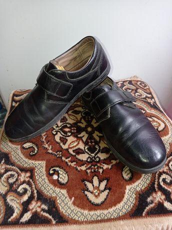 Туфли из натуральной кожи, 32 р