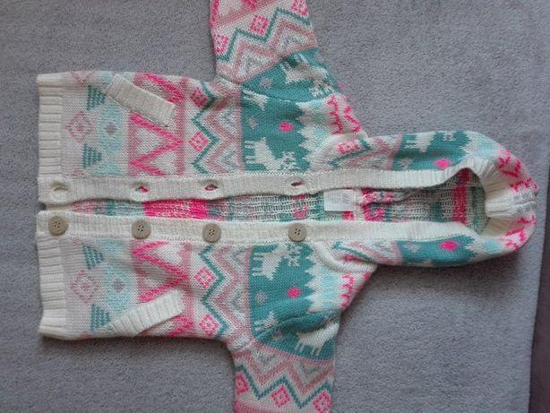 Sweterek H&M r. 80
