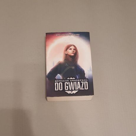 Do gwiazd - Brandon Sanderson