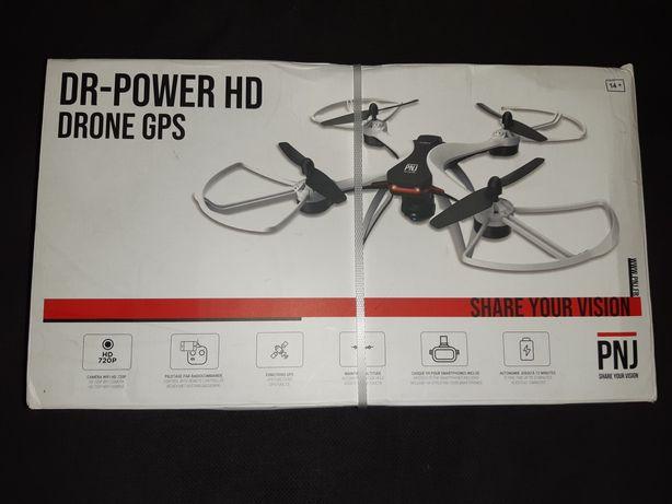 Дрон PNJ с камерой DR-Power HD Dron GPS + очки VR 360