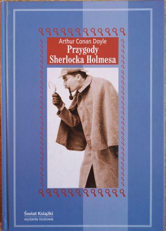 "Artur Conan Doyle ,,Przygody Sherlocka Holmesa"""