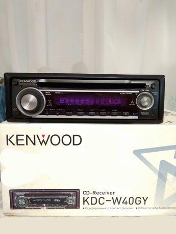 Магнитола KENWOOD kdc-w40gy