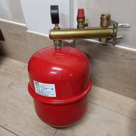 Zbiornik wyrównawczy do CO 18 litrów