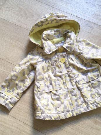 Ветровка, весенняя курточка, куртка легкая 12-18 мес