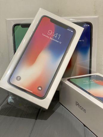 Новий iPhone X 64gb Space Gray,Silver Neverlock
