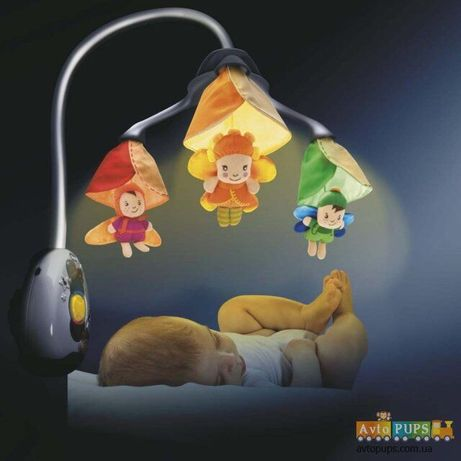 Продам мобиль на детскую кроватку Chicco Relax and Play