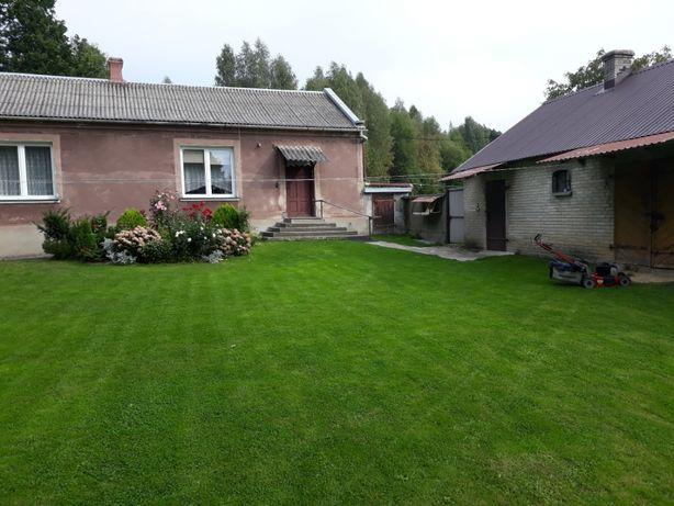 Dom z działką 37 arów w pięknej okolicy- gmina Iwaniska