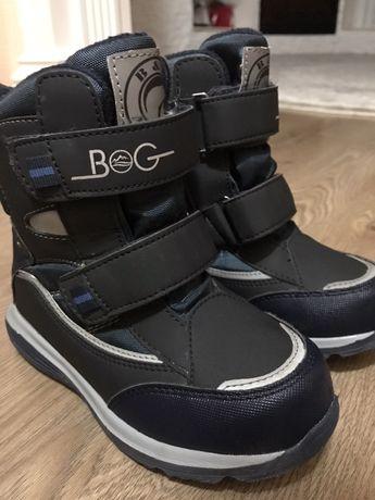 Детские ботинки BG arctic