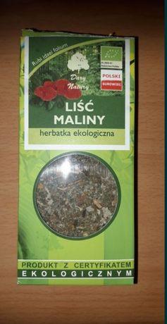 Herbata sok maliny liść burak pokrzywa przyprawy lipton