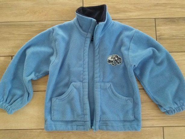 Bluza polarowa chłopięca 116