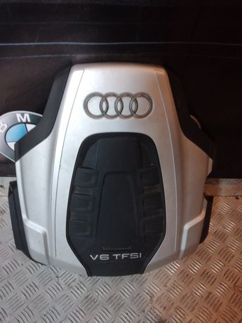 Audi 3.0 tfsi v6 osłona silnika