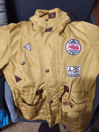 Демисезонная (осенняя, весенняя) куртка-парка