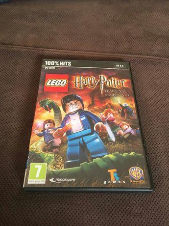 Gry komputerowe Lego Harry Potter