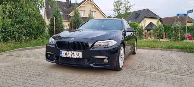 BMW 525 xd m pakiet salon polska xdrive, zamiana