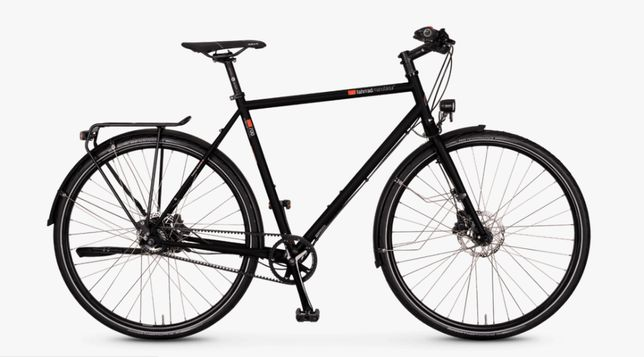 Состояние нового VSF Fahrrad Manufaktur T700 ремне Alfine11