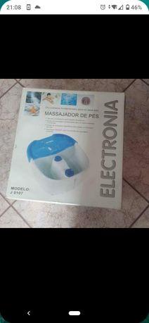 Massajador de pés Eletronia