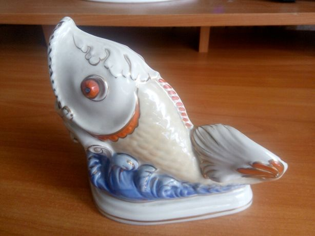Рыбка статуэтка