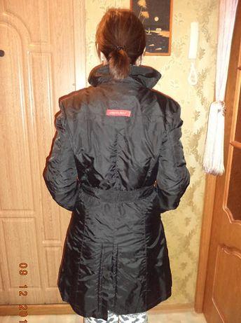 Тёплый плащ-пальто, р.44-46