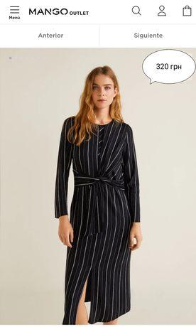Нове плаття сукня Манго MANGO розмір XS
