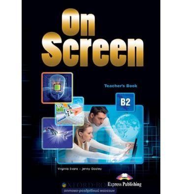 On Screen B2 teachers book