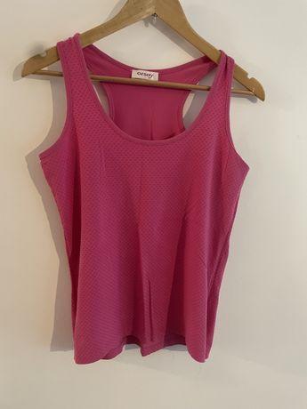 Podkoszulek / bluzka na ramiączkach Orsay różowa malinowa. Rozmiar M 3