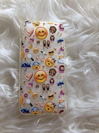 Etui pokrowiec case emoji Iphone 6/6s