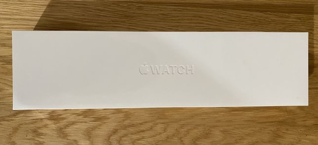 Apple Watch Series 6 44 mm Space Gray Aluminium - nowy na gwarancji