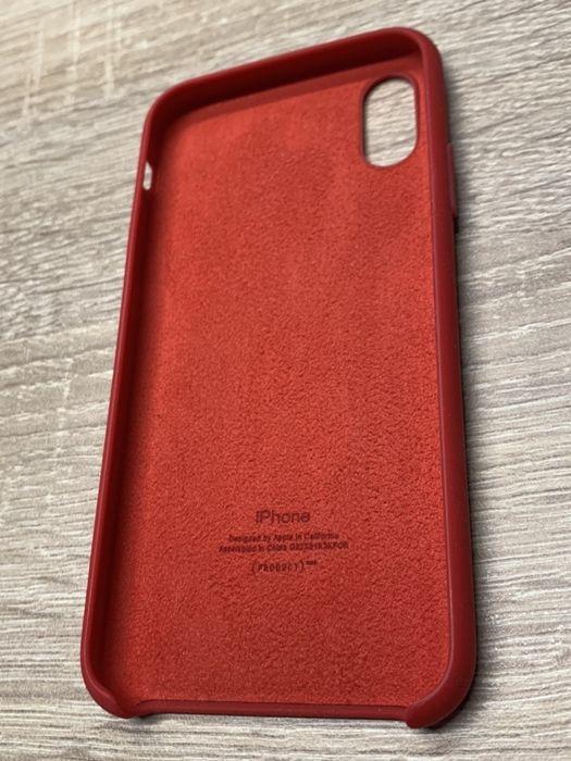 Etui iphone XS. Oryginalne. Żory - image 1