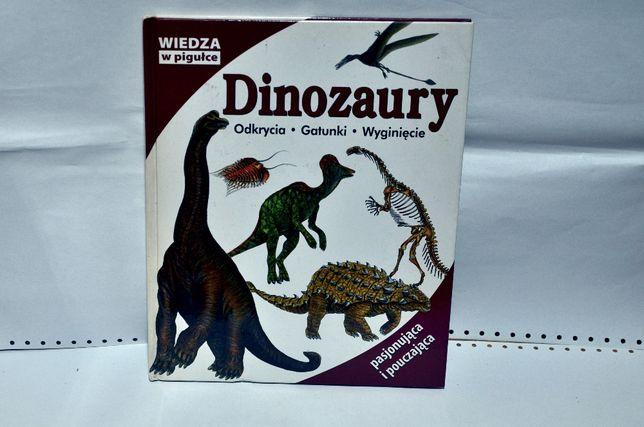 dinozaury; wiedza w pigułce