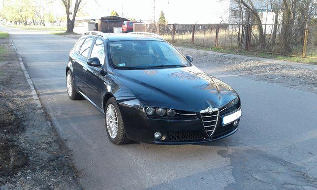 Alfa Romeo 159 1.9 JTDM 150KM