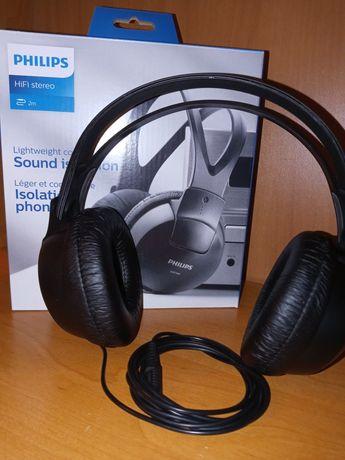 Słuchawki nauszne | PHILIPS SHP1900 | NOWE
