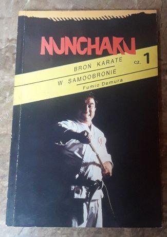 Nunchaku Broń Karate w samoobronie cz. 1 Fumio Demura