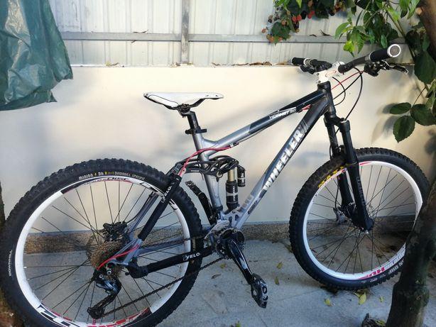 Wheeler Hornet 20 bicicleta de henduro
