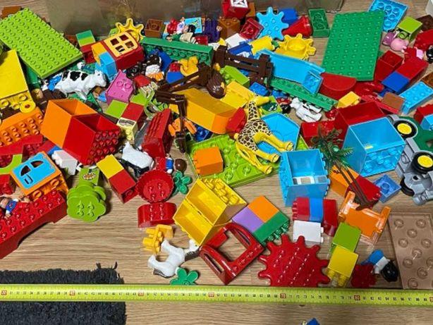 LEGO DUPLO + KOLEJKA w tym zestaw 10845